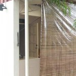 Balcony Blinds - Bamboo Chick Blinds Singapore