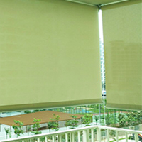 Outdoor Roller BalconyBlinds