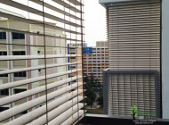 Outdoor PVC Wooden Blinds, Singapore
