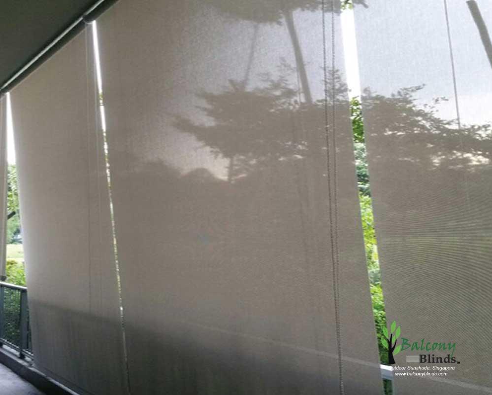 Outdoor Roller Blinds Gallery Balconyblinds