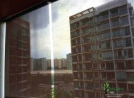 Outdoor Roller Blinds for Condo Balcony at The Glades, Outdoor Blinds Singapore