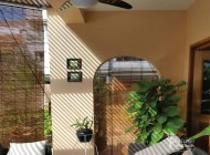 Outdoor Bamboo Chick Blinds for Balcony, Outdoor Blinds Singapore