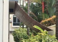 Outdoor Bamboo Chick Blinds for Home Yard Balcony, Outdoor Blinds Singapore