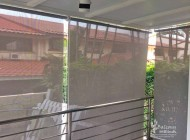 Outdoor Blinds Shades for Balcony Bedroom