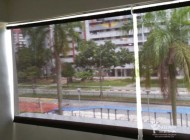 Outdoor Roller Blinds for HDB Balcony at Tampines Street 21, Outdoor Blinds Singapore