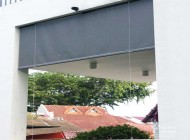 Outdoor Roller Blinds for Terrace House Balcony, Windsor Park Estate, Outdoor Blinds Singapore