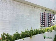 Outdoor Bamboo Blinds for Condo Balcony, Outdoor Blinds Singapore