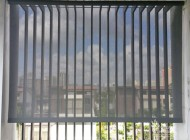 Outdoor Roller Blinds for Semi Detached House Balcony, Outdoor Blinds Singapore