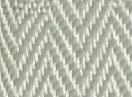 PVC Wooden Blinds - Silver Ladder Tape