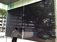 Outdoor Roller Blinds for Patio Singapore