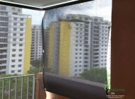 Outdoor Roller Blinds for HDB Apartment Balcony, Parkland Residences Singapore