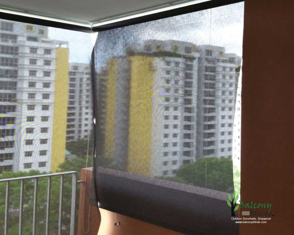 Outdoor Roller Blinds Gallery Balconyblinds