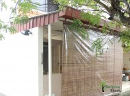 Outdoor Bamboo Chick Blinds, Outdoor Blinds Singapore