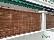 Natural Bamboo Chick Fencing