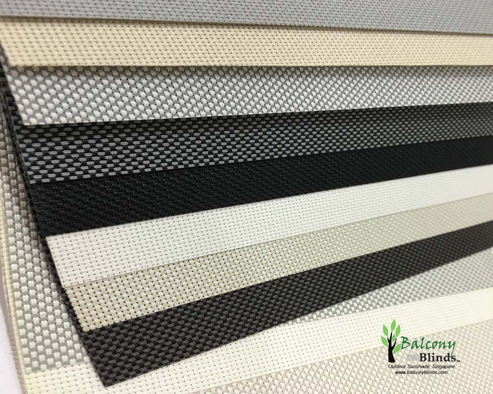 Outdoor Motorised Roller Blinds Singapore Balconyblinds