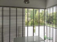 Outdoor Roller Blinds for HDB Apartment Balcony, Tampines Central 8 Singapore