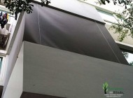 Outdoor Roller Blinds for Apartment Balcony, 3 at Sandilands Singapore