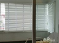 Outdoor 50mm PVC Venetian Blinds for Condo Balcony, Outdoor Blinds Singapore