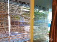 Outdoor Bamboo Chick Blinds for Landed House Balcon, Outdoor Blinds Singapore