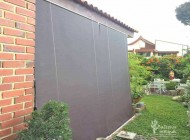 Outdoor PVC Blinds for Kitchen Yar