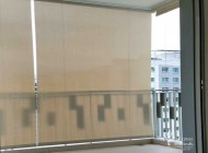 Outdoor Roller Blinds for Condo Balcony, Flo Residence, Outdoor Blinds Singapore