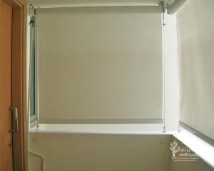 Outdoor Roller Blinds for Condo Balcony, Outdoor Blinds Singapore