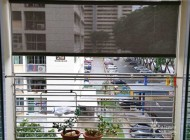 Outdoor Roller Blinds for HDB Balcony, Lorong 8 Toa Payoh, Outdoor Blinds Singapore