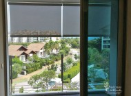 Outdoor Roller Blinds for Modern Bungalow Balcony, Outdoor Blinds Singapore