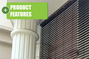 features of outdoor balcony blinds singapore