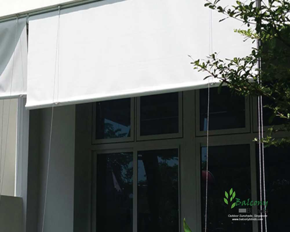 Most Common Blinds for Balcony, Outdoor Blinds Singapore